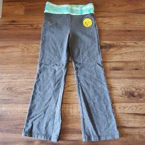 Justice yoga pants